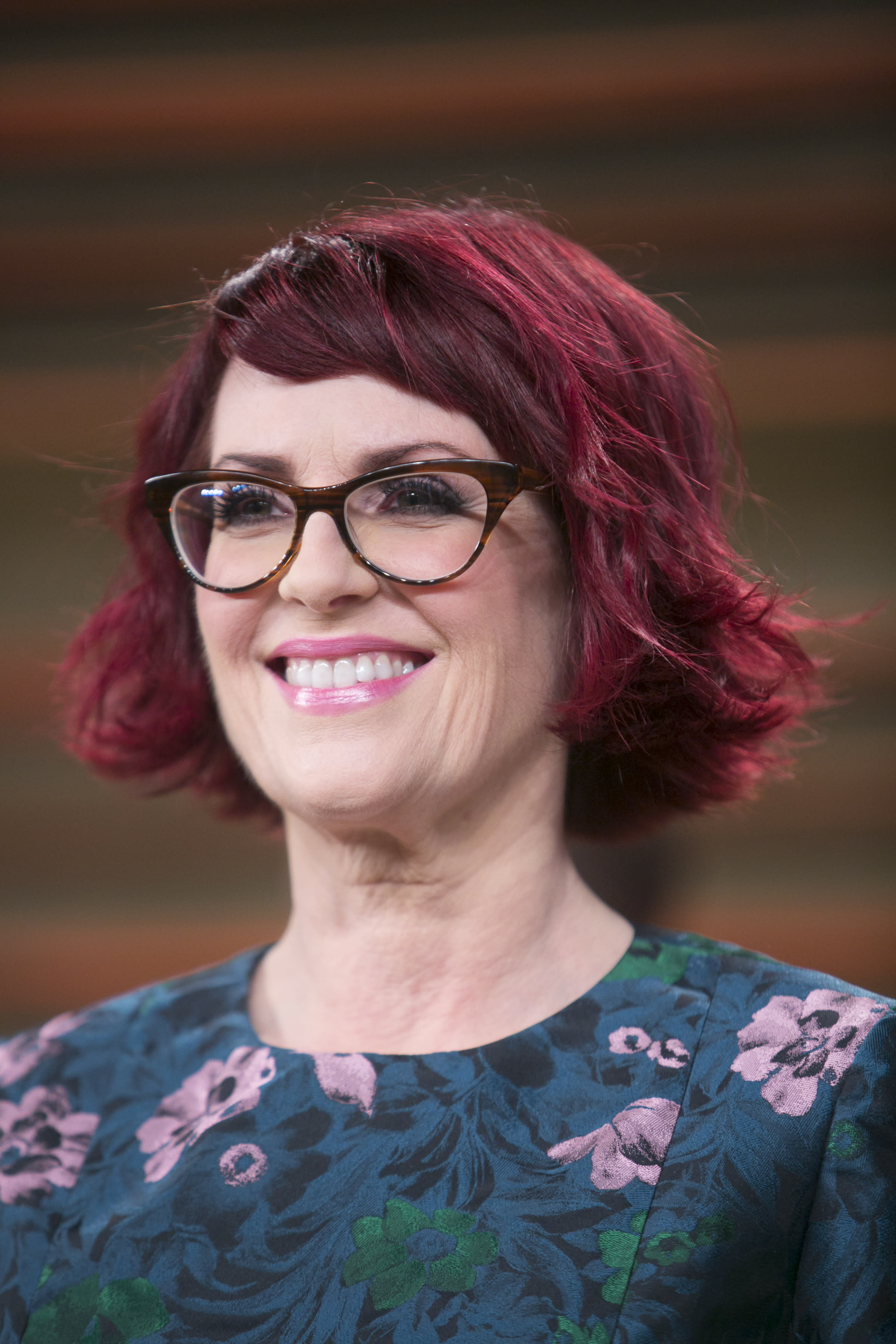 Megan Mullally claims ...
