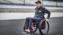 Robert Wickens feels like he's almost back after virtual race