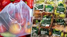 Supermarket's 'fantastic' idea to reduce fruit and veg plastic waste