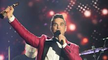 Robbie Williams is on board to play the Brit Awards