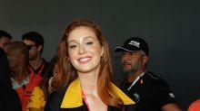 Marina Ruy Barbosa se irrita com comentários sobre Adele
