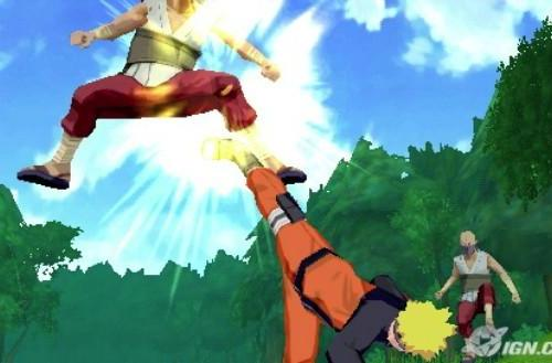 Naruto Shippuden fighter coming to PSP this Fall