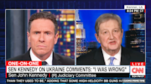 GOP Senator reverses course, admits Ukraine did not hack DNC server in 2016