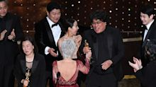 Oscars 2020: South Korea's Parasite makes history as first non-English film to win Best Picture