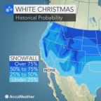 White Christmas 2018 forecast: Who has the best shot at snow?