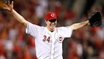 No Homers or Even Hits Get By Homer Bailey