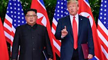"Trump declares NKorea still poses ""extraordinary threat"""