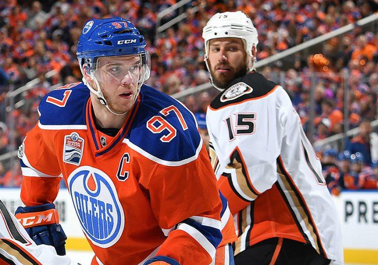 connor mcdavid s defense an issue for oilers coach. Black Bedroom Furniture Sets. Home Design Ideas