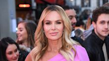 Amanda Holden Reveals She Was Diagnosed With PTSD Following Death Of Stillborn Son