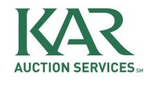 KAR Receives Favorable IRS Private Letter Ruling on Tax-Free Nature of Its Previously Announced Salvage Auction Business Spin-Off