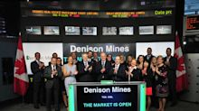 Denison Mines Corp. Opens the Market