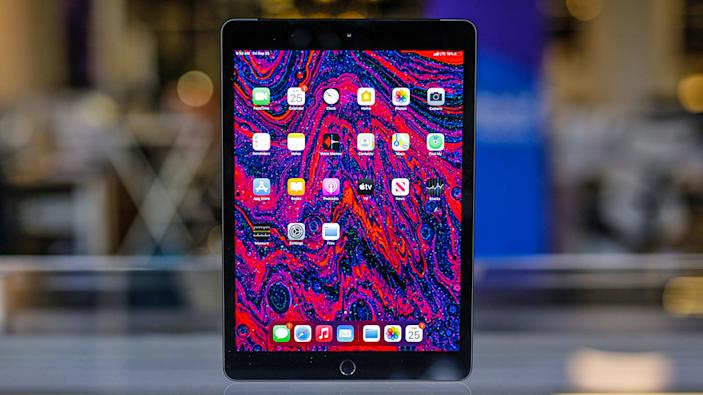 Apple iPad (2020) and iPadOS 14 review
