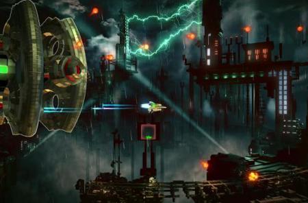 Resogun sets course for PS Vita