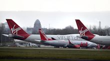 Virgin Atlantic to seek coronavirus taxpayer bailout next week