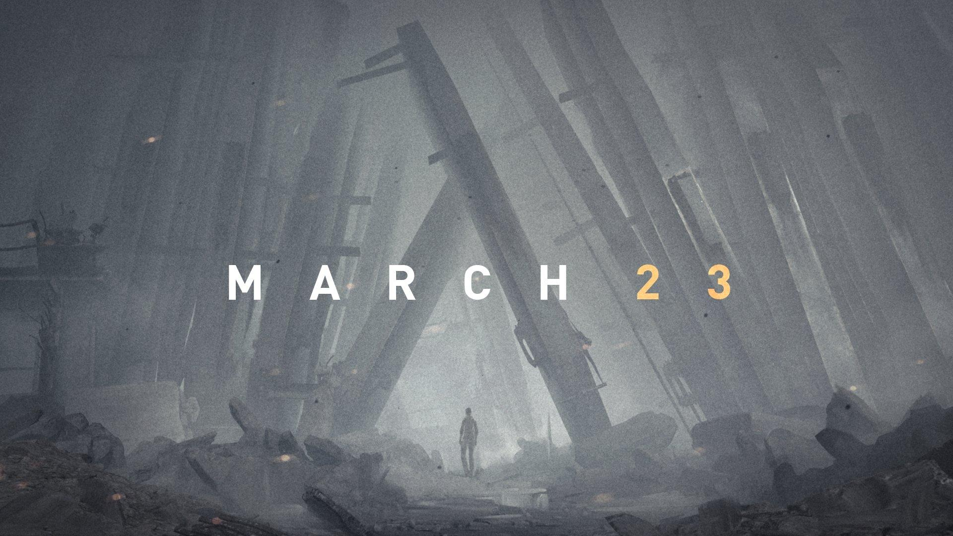 Half Life Alyx Targets March 23 Release