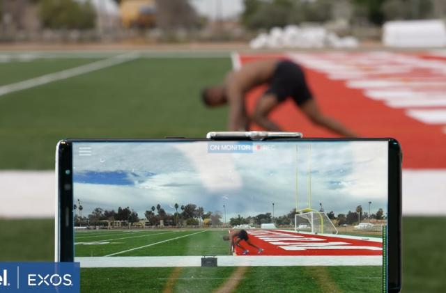 NFL hopefuls are adding AI video analysis to their arsenal