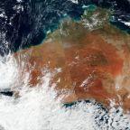 Homes destroyed as powerful cyclone Seroja makes landfall in western Australia