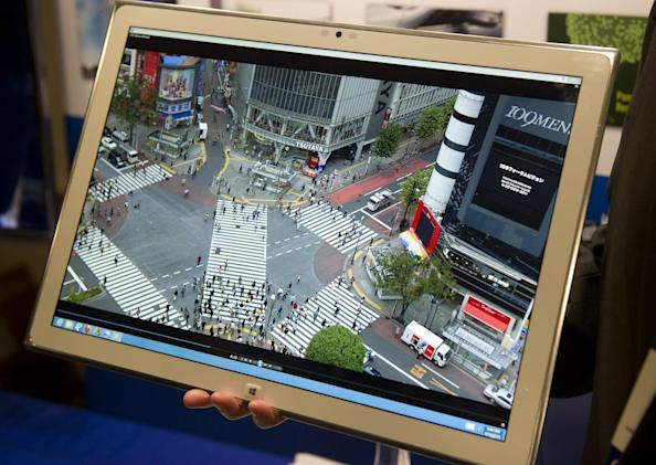 Panasonic makes its 4K Toughpad more film industry-friendly