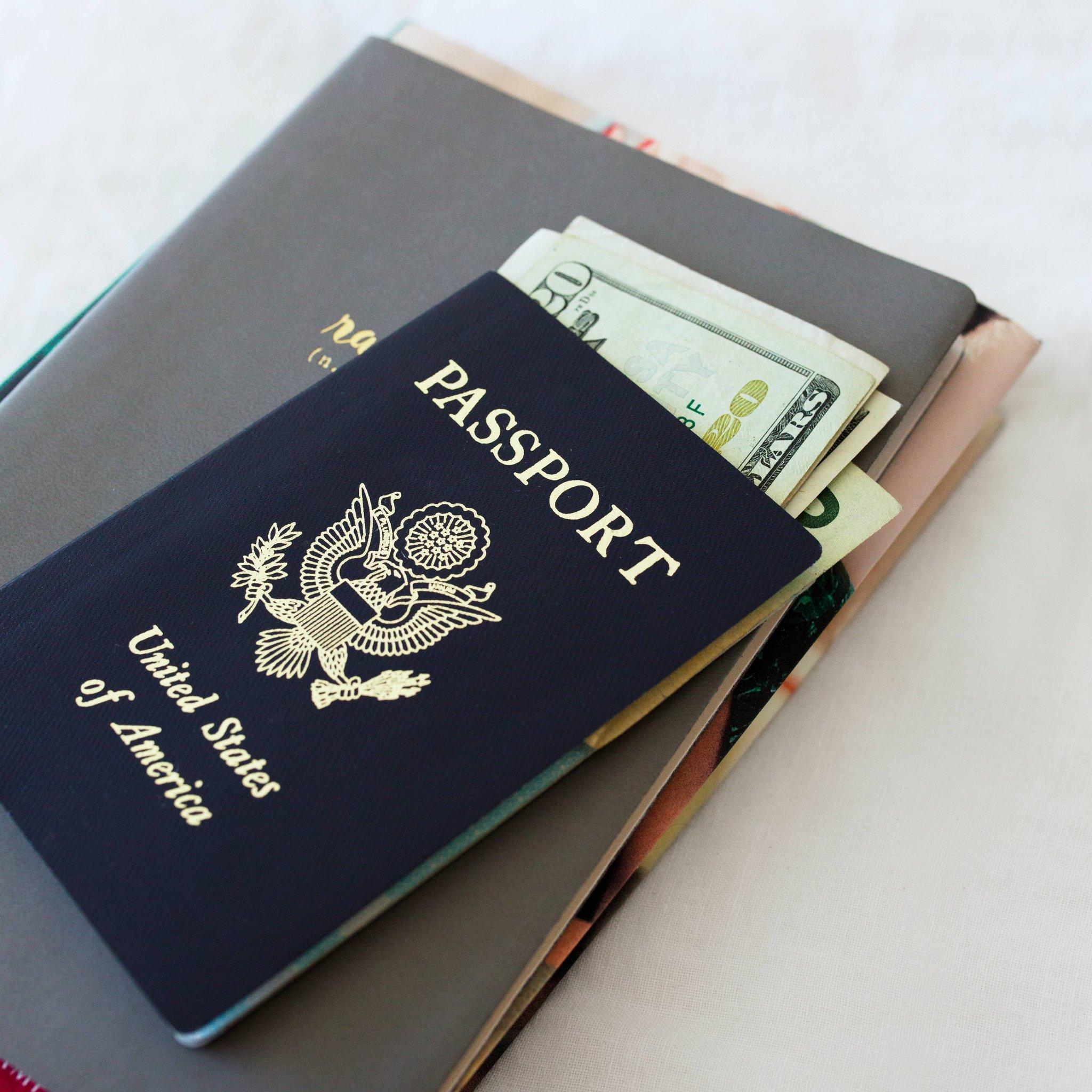 if you're traveling soon, check your passport expiration