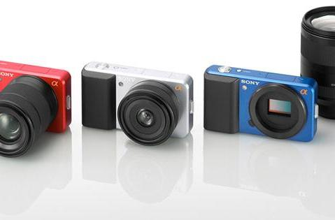 Sony intros Alpha DSLR concepts, 'ultra-compact' interchangeable lens model included