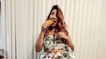 Novia realiza su vestido de bodas ¡con envoltorios de tacos!