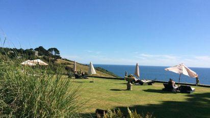 Britain's best hotels for glorious coastal walks