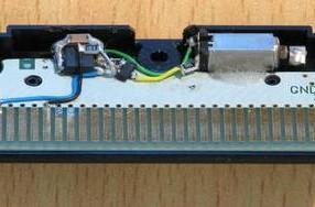 DIY Nintendo DS Lite rumble pak