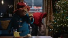 People think the burglar says 'f*** you' to Paddington in the Marks and Spencer Christmas ad