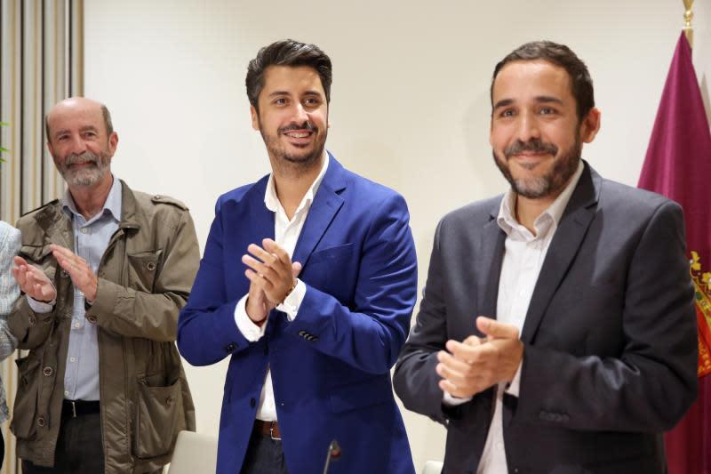 PSOE, Unidas se Puede y Avante sellan un ''pacto de progreso'' para La Laguna