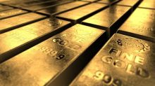 Gold Breaks Through Support and Stabilizes Near April Lows