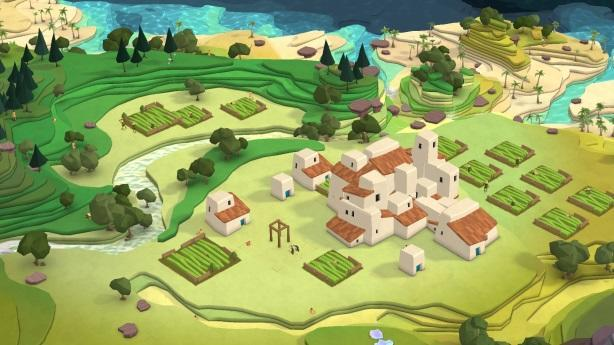 DeNA and 22 Cans bestow Godus upon iOS devices