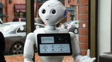 HSBC Bank and SoftBank Robotics America Enhance Beverly Hills Banking Experience with Pepper Robot
