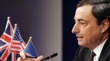 Draghi teme la guerra valutaria di Trump