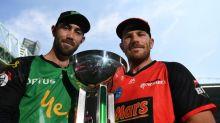 Maxwell warns Stars ahead of BBL final