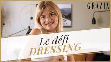 Sabina Socol décline le sac seau en 6 looks tendances pour le défi dressing Grazia (vidéo)