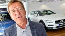 Volvo has 'special relationship' with Chinese government, says CEO