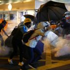 Fears of bloodshed as Hong Kong university standoff enters third day