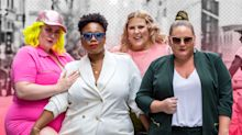 The best plus-size street style looks at New York Fashion Week