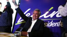 Ecuador vote down to the wire, leftist a whisker from first round win