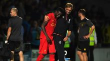 Jurgen Klopp allays injury fears after Divock Origi was forced off during EFL Cup win