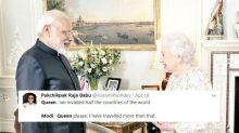 'Aap Wo Titanic Wali Ho Kya?': Twitter on PM Modi, the Queen's Pic