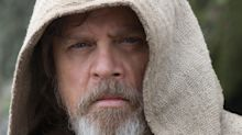 Mark Hamill calls The Mandalorian's bombshell surprise cameo 'a triumph'