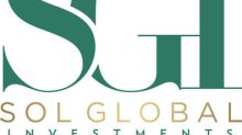 SOL Global Announces Completion of Investment in European Cannabis Holdings