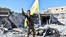 U.S.-backed militias defeat Islamic State in Raqqa, Syria