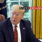 Trump says 'the polls don't exist' in tell-all interview