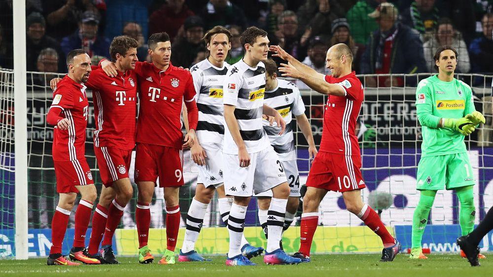 Bayern Munich sigue imparable gracias a Muller