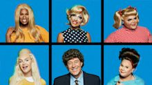 Here's the story (and the tea): 'Brady Bunch' and 'Drag Race' alumni talk groovy, groundbreaking 'Dragging the Classics' crossover