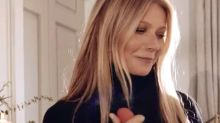 Gwyneth Paltrow Gives Herself a Vibrator for Christmas in Cheeky Goop Holiday Commercial