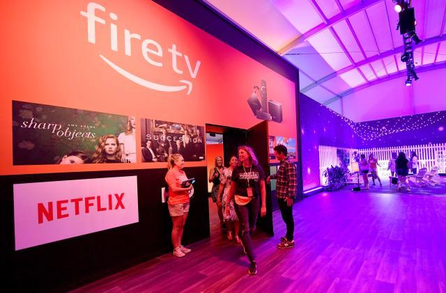 Over 34 million people use Amazon Fire TV