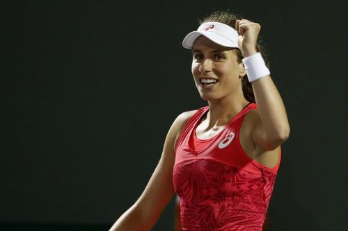 Konta affrontera Wozniacki en finale à Miami